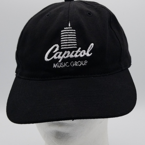 otto Accessories - Capitol Music Group baseball cap hat